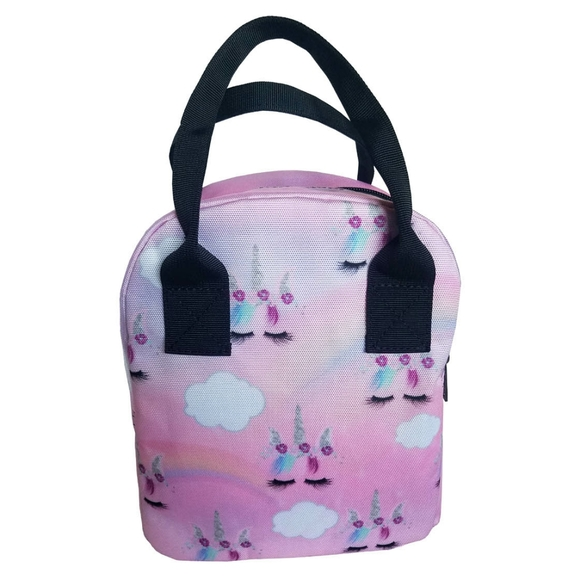 Stella Saksa Handbags - 🆒Being Kind Unicorn Insulated Lunch Bag
